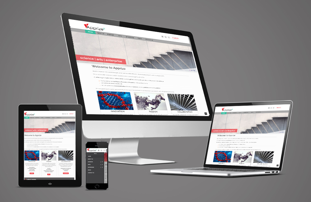 Apprize Website