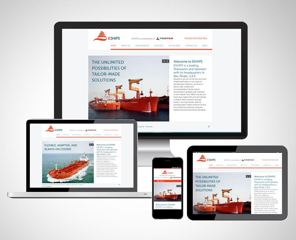 Eships Website